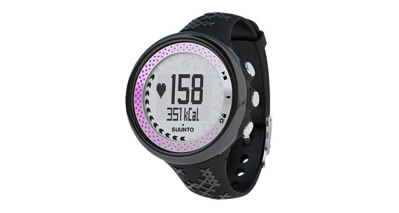 Suunto M5 Woman Black/Silver